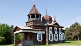 Voyage Irkoutsk - Musée Taltsy