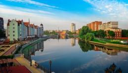 Panorama de Kaliningrad