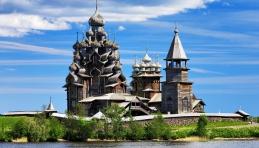 Croisière en Russie : Kiji