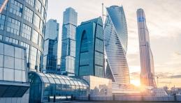 Visite Moscou - Moskva City