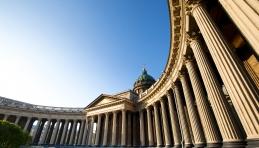 Visite Saint-Pétersbourg - Cathédrale Notre Dame de Kazan
