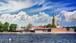 Voyage Saint-Pétersbourg - Forteresse Pierre et Paul