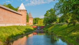Smolensk - Ancienne forteresse