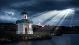 Voyage Iles Solovki - Chapelle