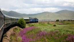 Voyage sur le Transsibérien