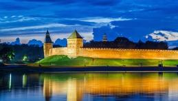 Voyage Veliki Novgorod - Panorama