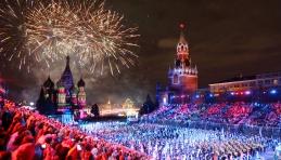 Spectacle Moscou - Festival Spasskaya Bashnya