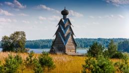 Voyage Russie - Eglise de Chirkovo