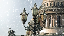 Voyage Saint-Petersbourg Nouvel An - Cathédrale de Kazan