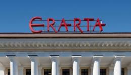 Saint-Pétersbourg - Musée art contemporain Erarta