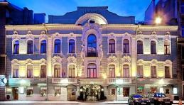 Hotel Saint-Pétersbourg - Helvetica