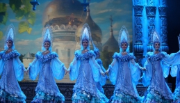 Spectacle Moscou - National Show Kostorma