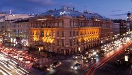 Hotel Saint-Pétersbourg - Radisson Royal