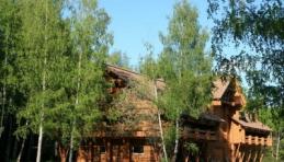 Hotel Kostroma - Cottage Romanov Less