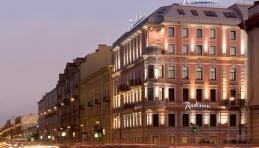 Hotel Saint-Pétersbourg - Sonya Radisson