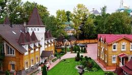 Hotel Serguiev Possad - Tsarskaya Derevnya