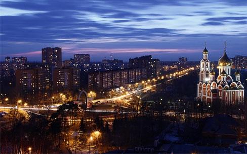 voyage Saint-pétersbourg Moscou